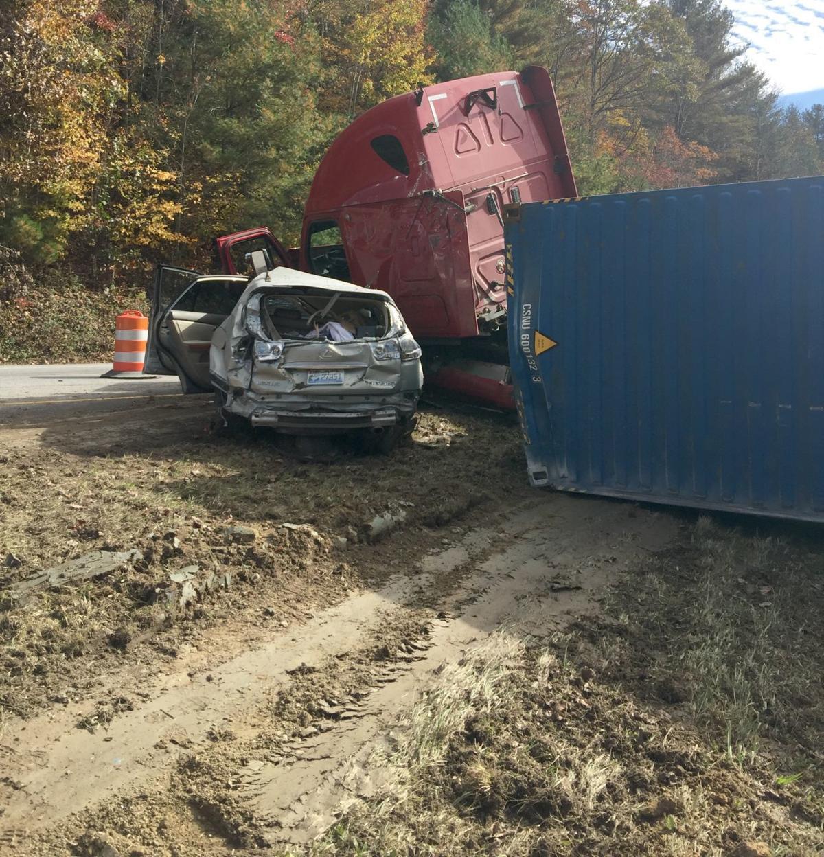 Nov. 7 wreck