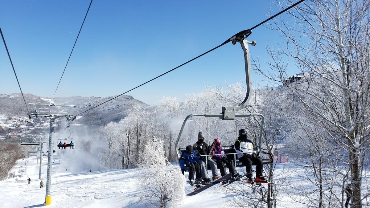 Sugar Mountain ski lift
