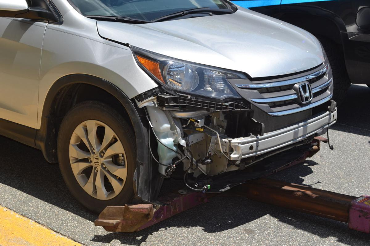 Two Vehicles Collide In Downtown Boone News