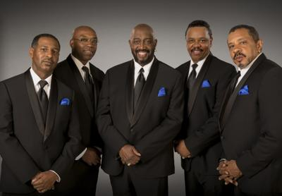 Legendary band, 'The Temptations,' will perform at Holmes Convocation Center on Aug. 3.