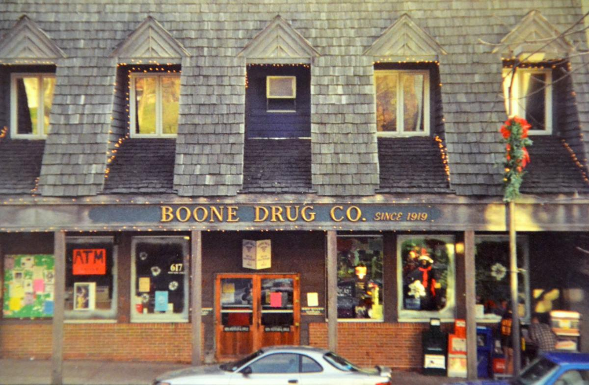 old Boone Drug location
