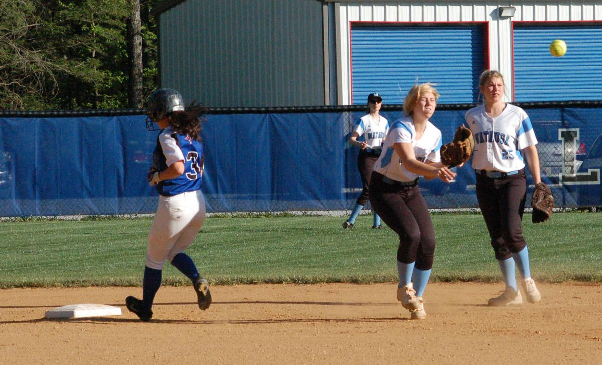 Turning a double play