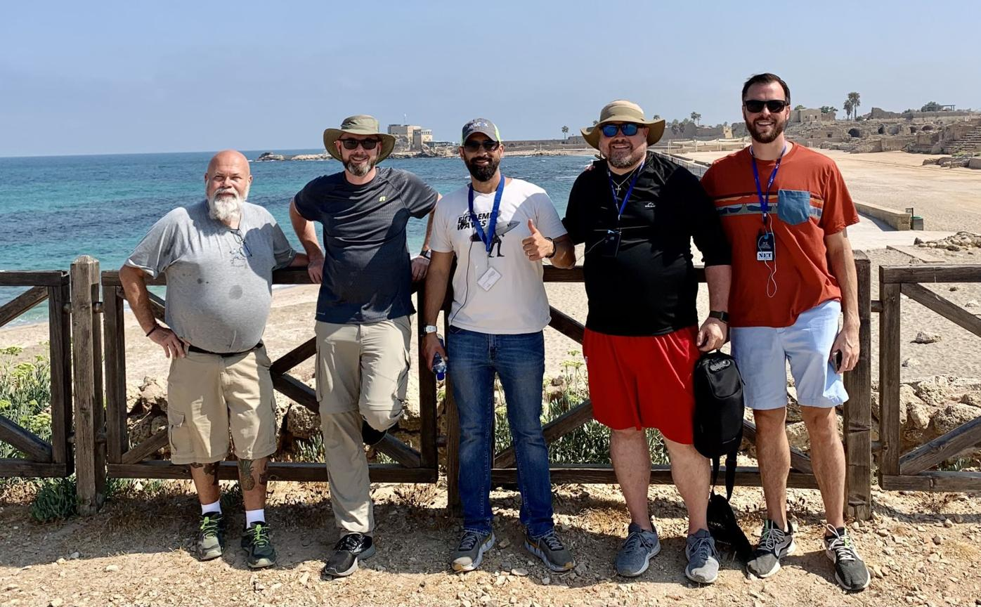 Pastors in Israel