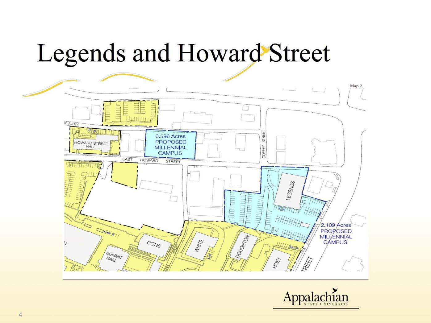 Legends and Howard Street