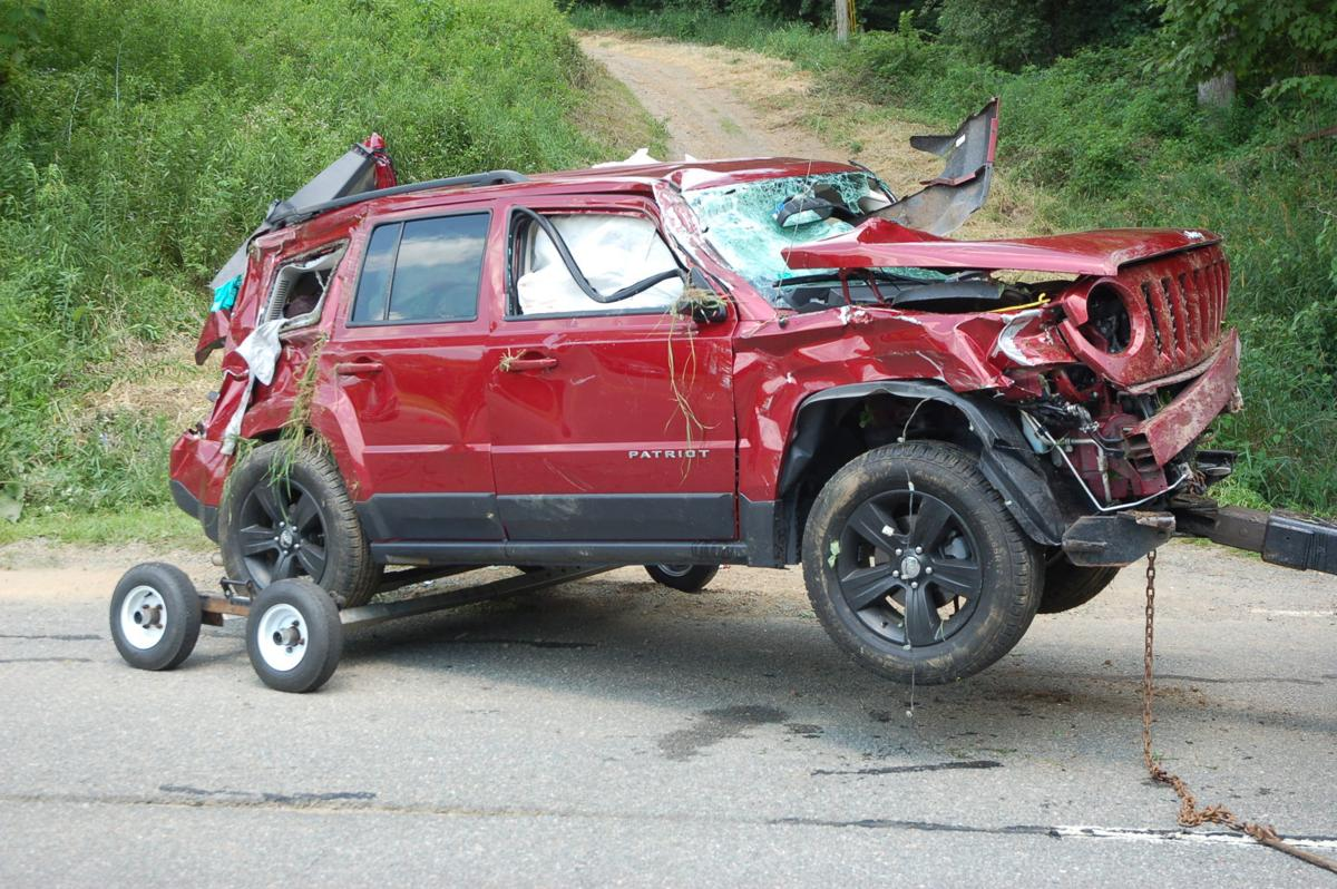 421 In Zionville Blocked An Hour After Rollover News
