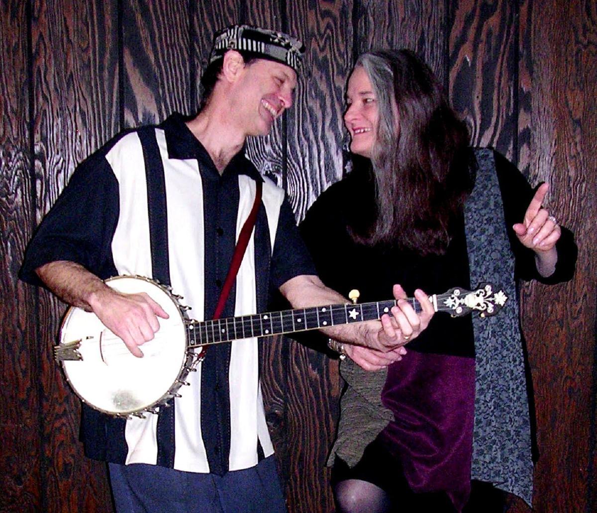 Mark Schatz and Eileen Carson Schatz