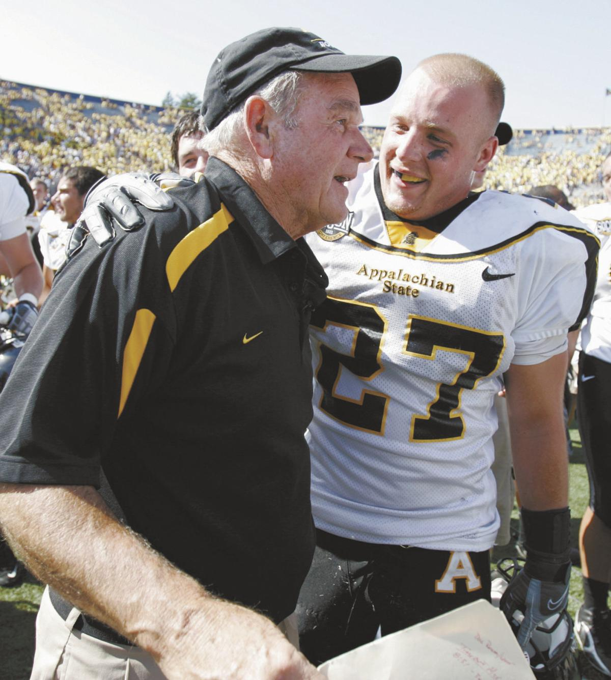 Moore to be honored at Kidd Brewer Stadium