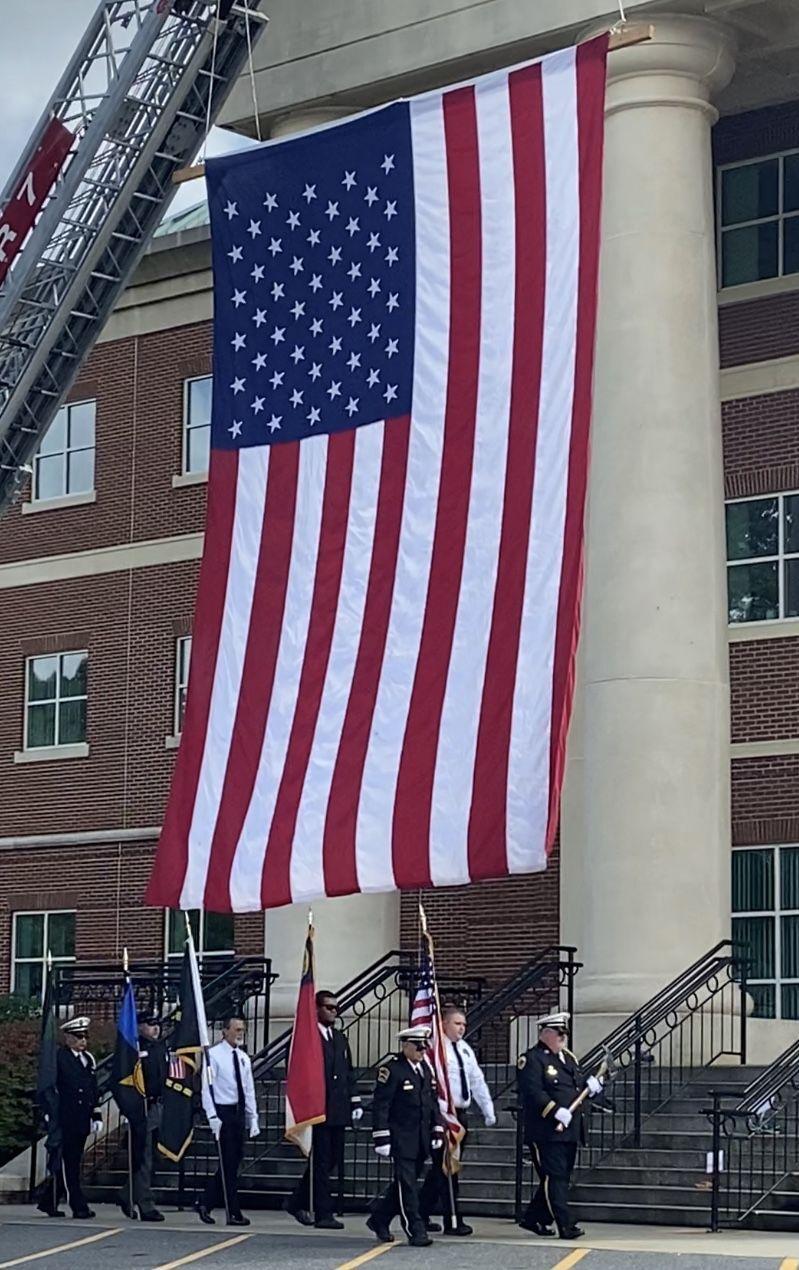 Ashe County 9/11 Memorial