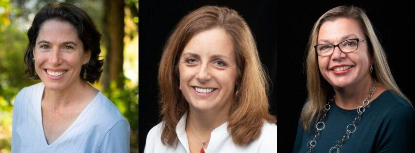 Theresa Redmond, Krista Terry, Amy Cheney