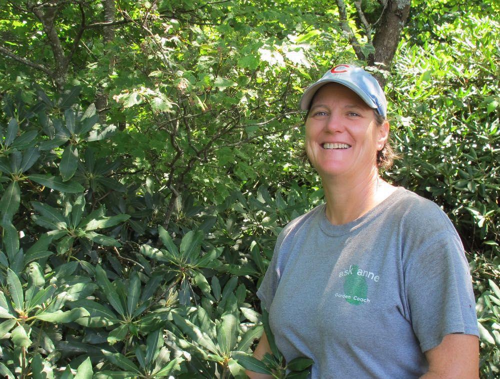 Garden Coach Anne Calta