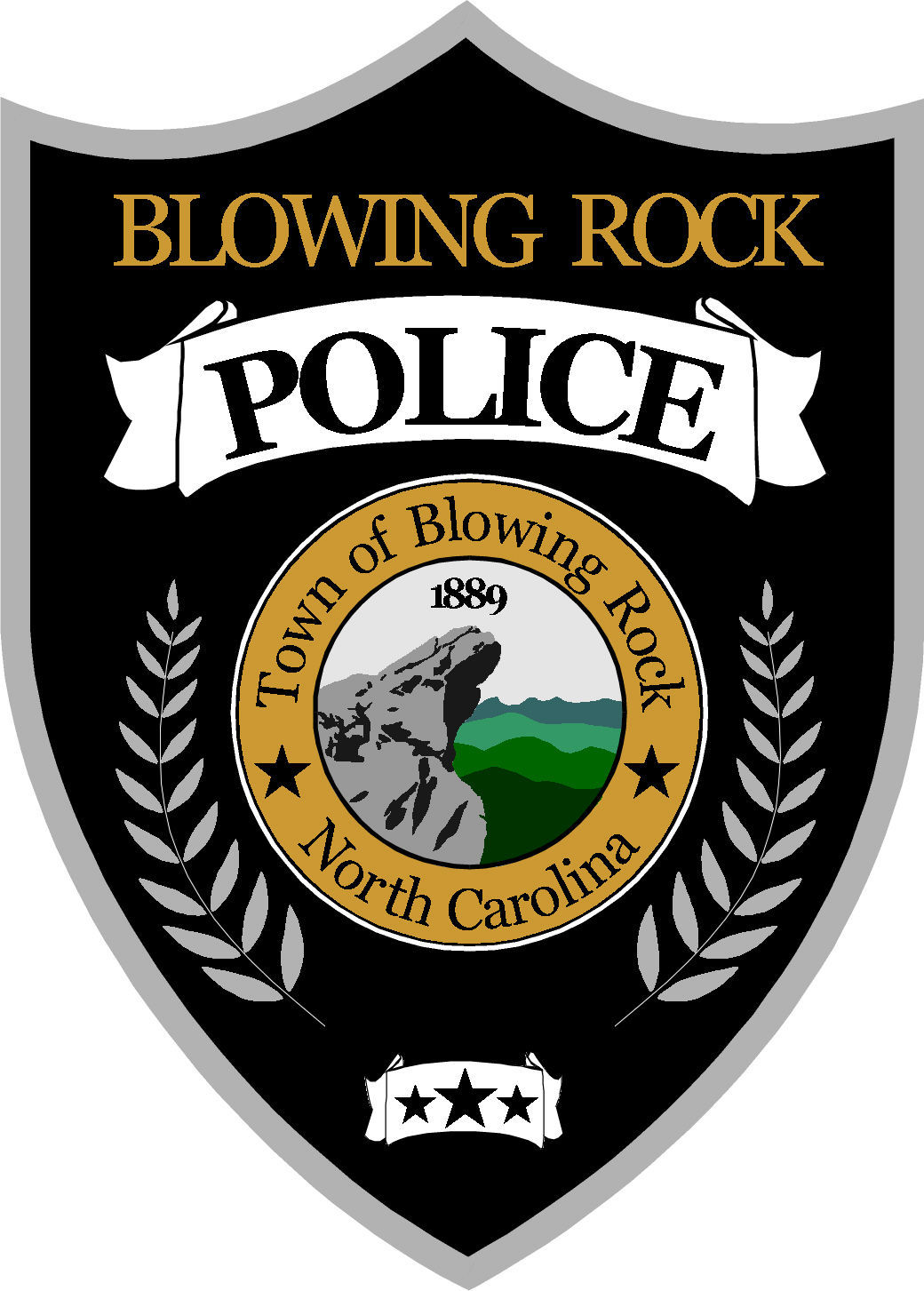 Blowing Rock Police logo