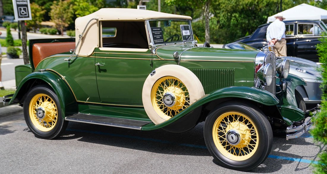 Chevrolet Cabriolet from the 1930s