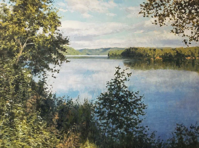 'Lake Ocoee' by Chris Bell