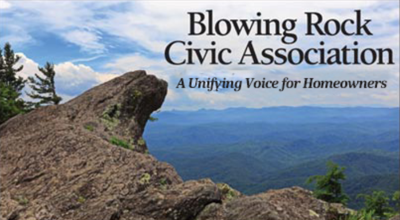 Blowing Rock Civic Association logo