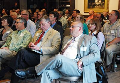 Economic development summit gets thinkers together
