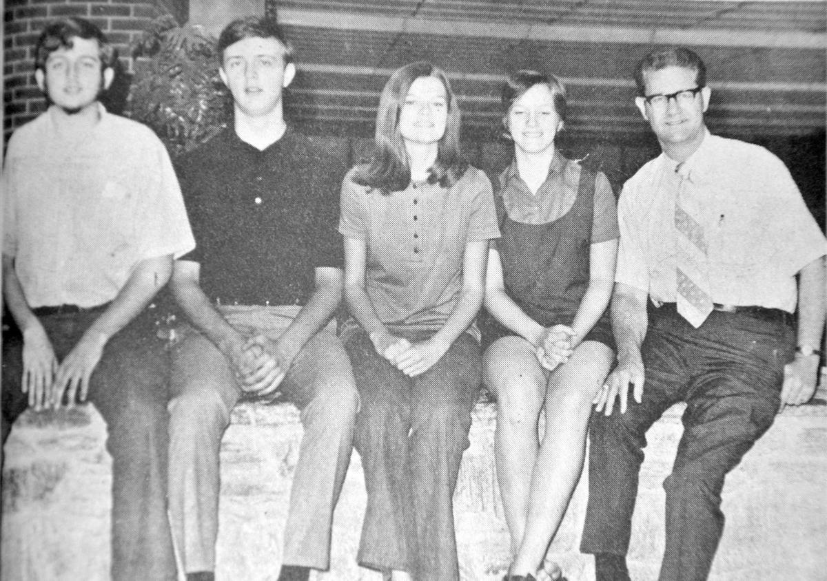 Carl Williams, David Welborn, Karen Wilson, Betty D. Shook, Harlan Ledford.