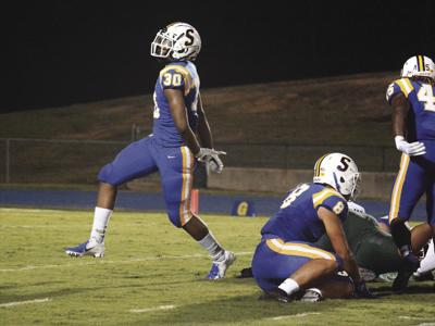 Sumter linebacker commits to App State