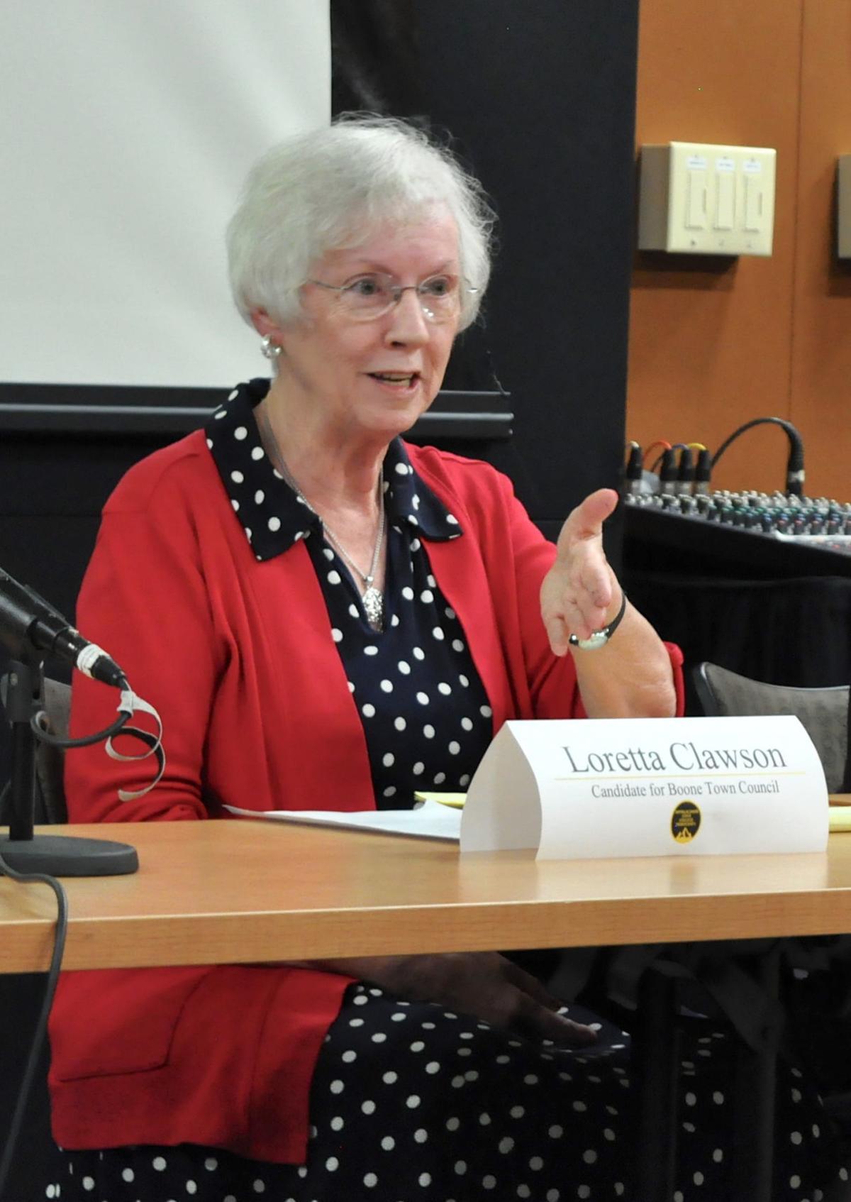 Loretta Clawson