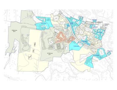 Appalachian State Seeks 300 Acre Millennial Campus Designation News Wataugademocrat Com
