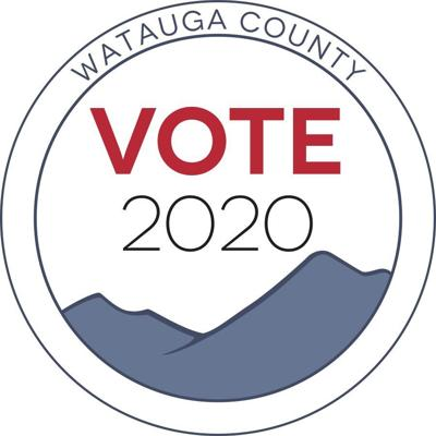 Election 2020 Watauga logo