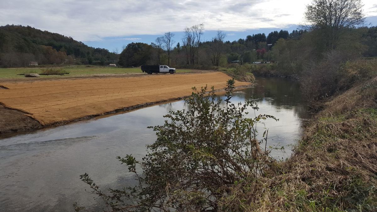 South Fork New River Restoration