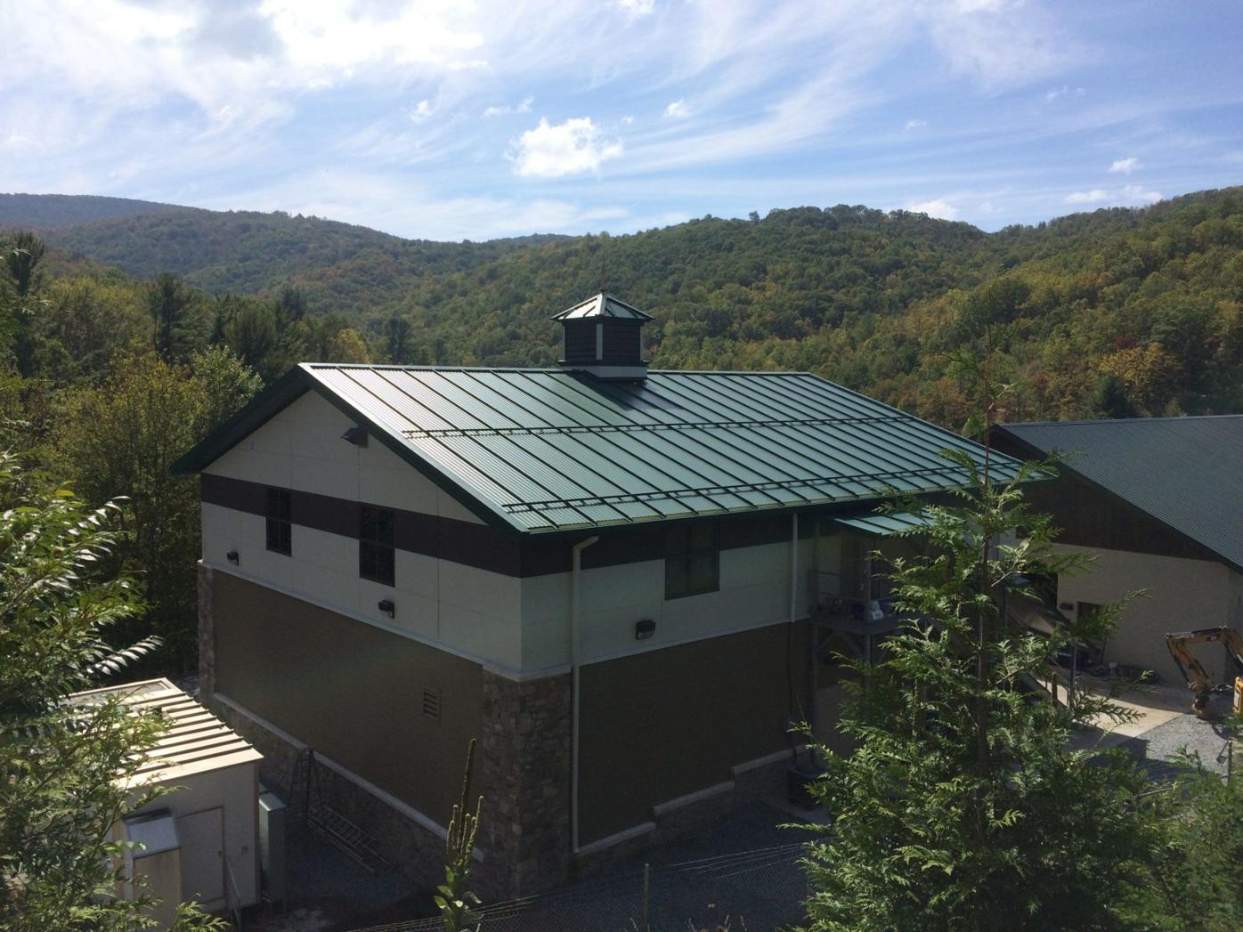 Beech Mountain Water Plant