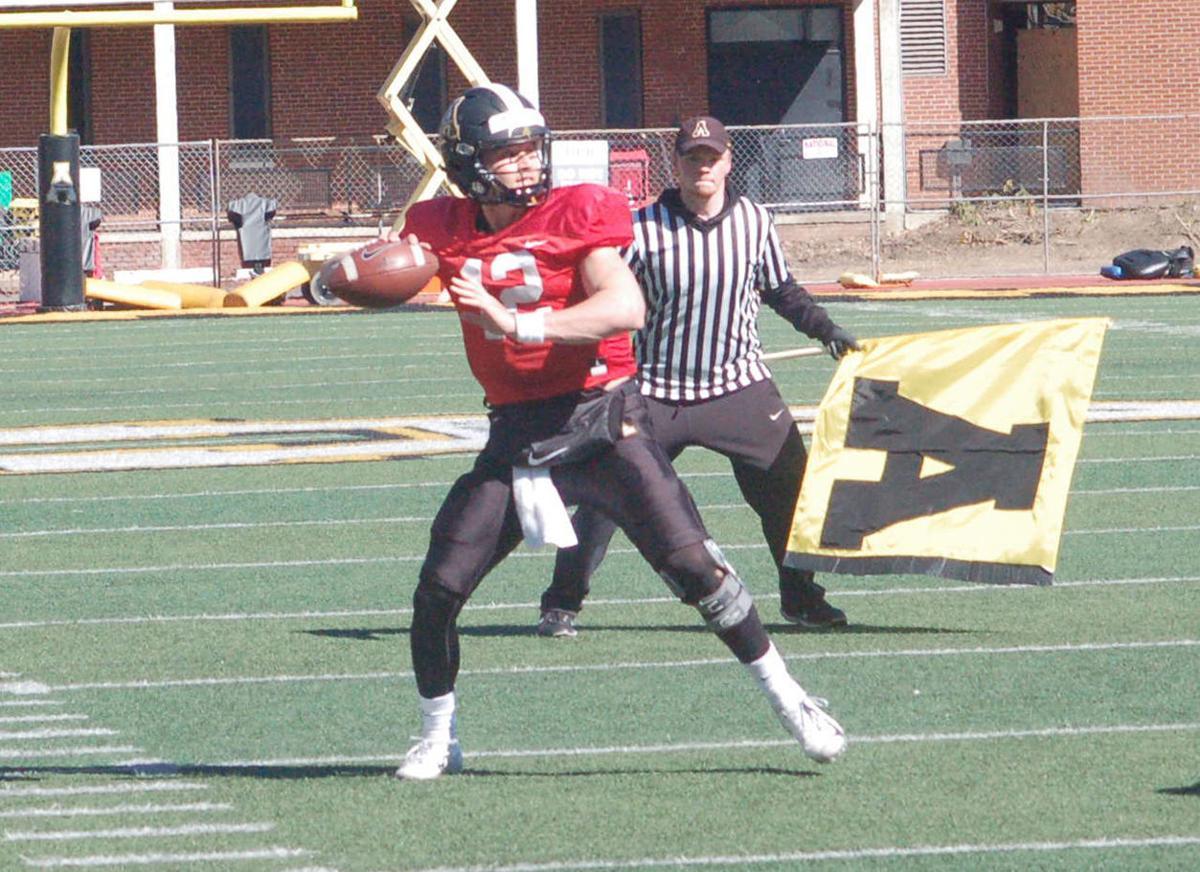 Returning quarterback