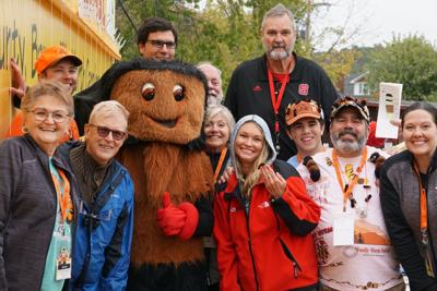 2019 Woolly Worm champion, 2020 event canceled