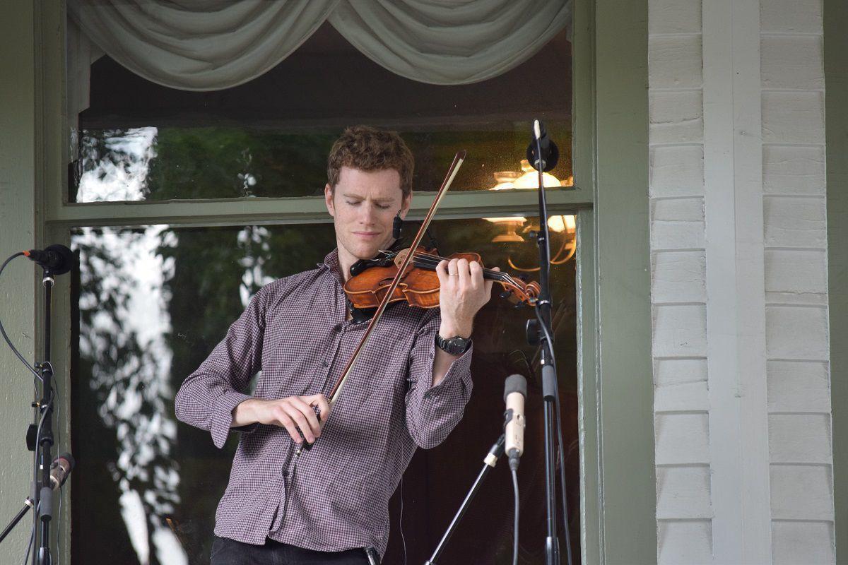 Andrew Finn Magill at Jones House