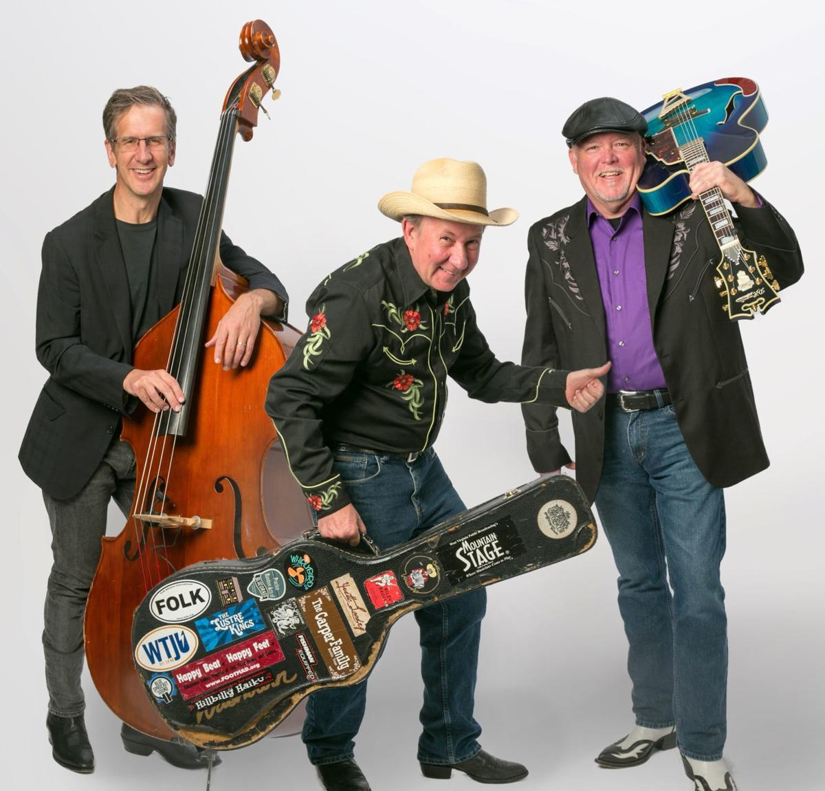 Blue Yonder takes the stage of the Harvest House in Boone on Sunday, Sept. 1, to kick off Joe Shannon's Mountain Home Music 2019 Indoor Concert Series.