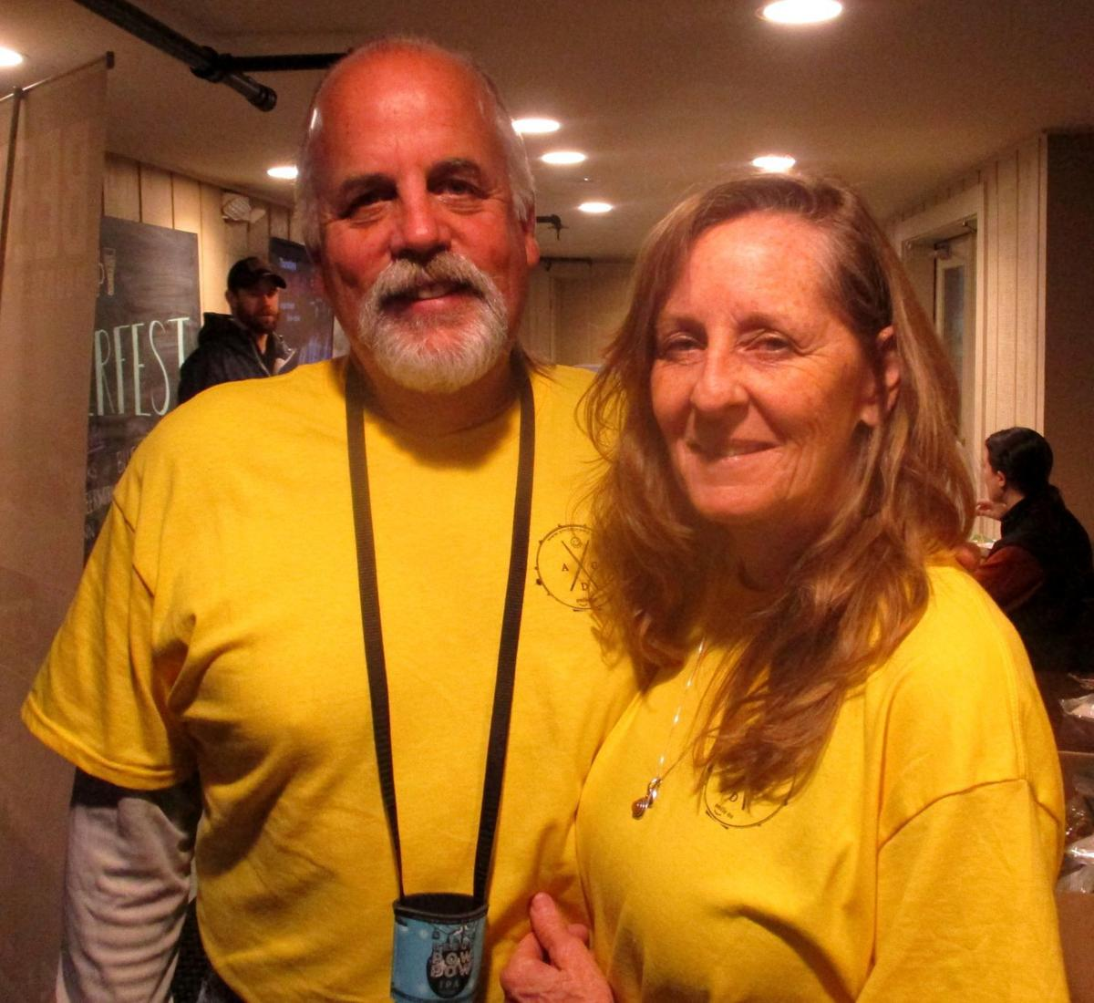Mike and Debbie Gallaher