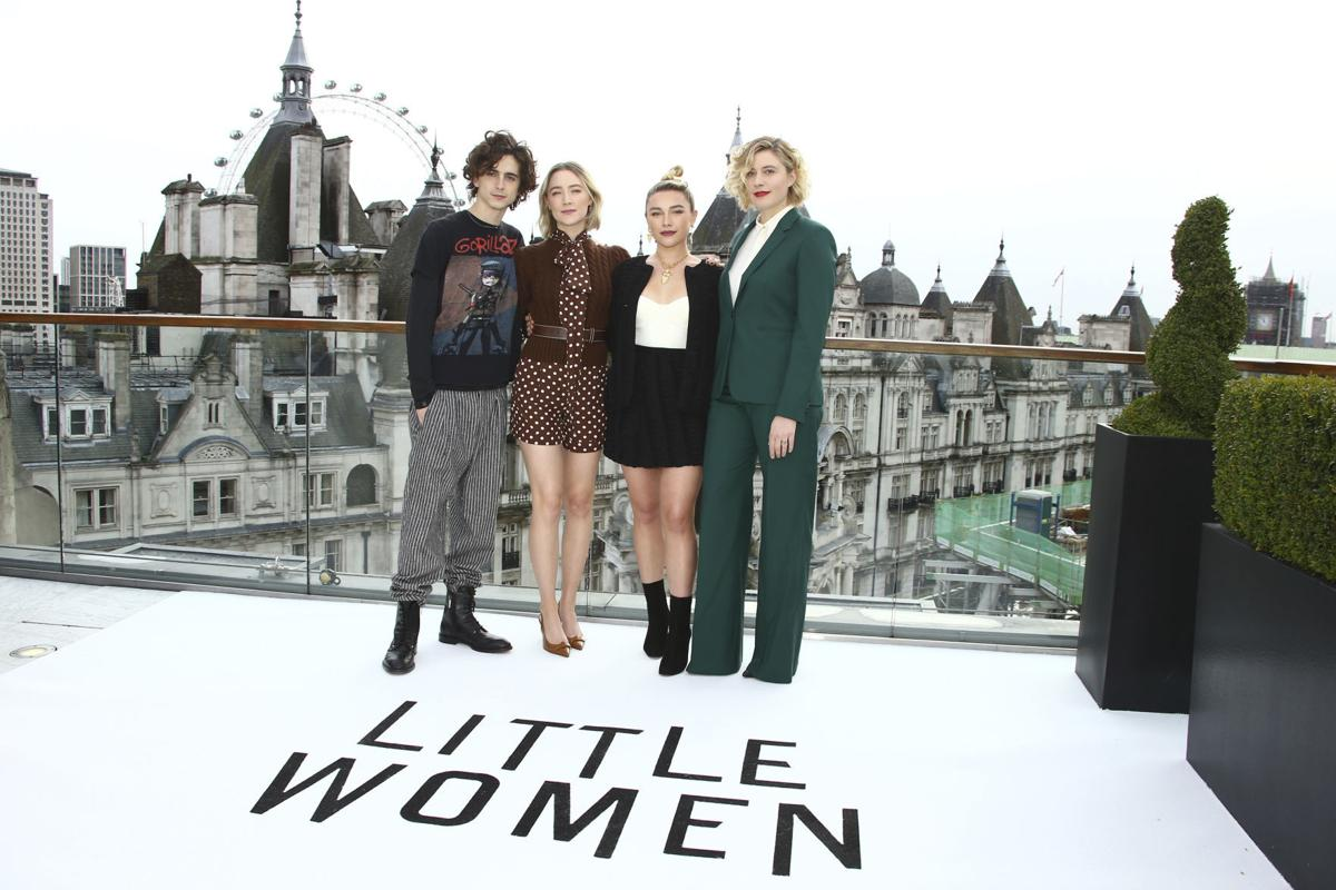 Britain Little Women Photo Call