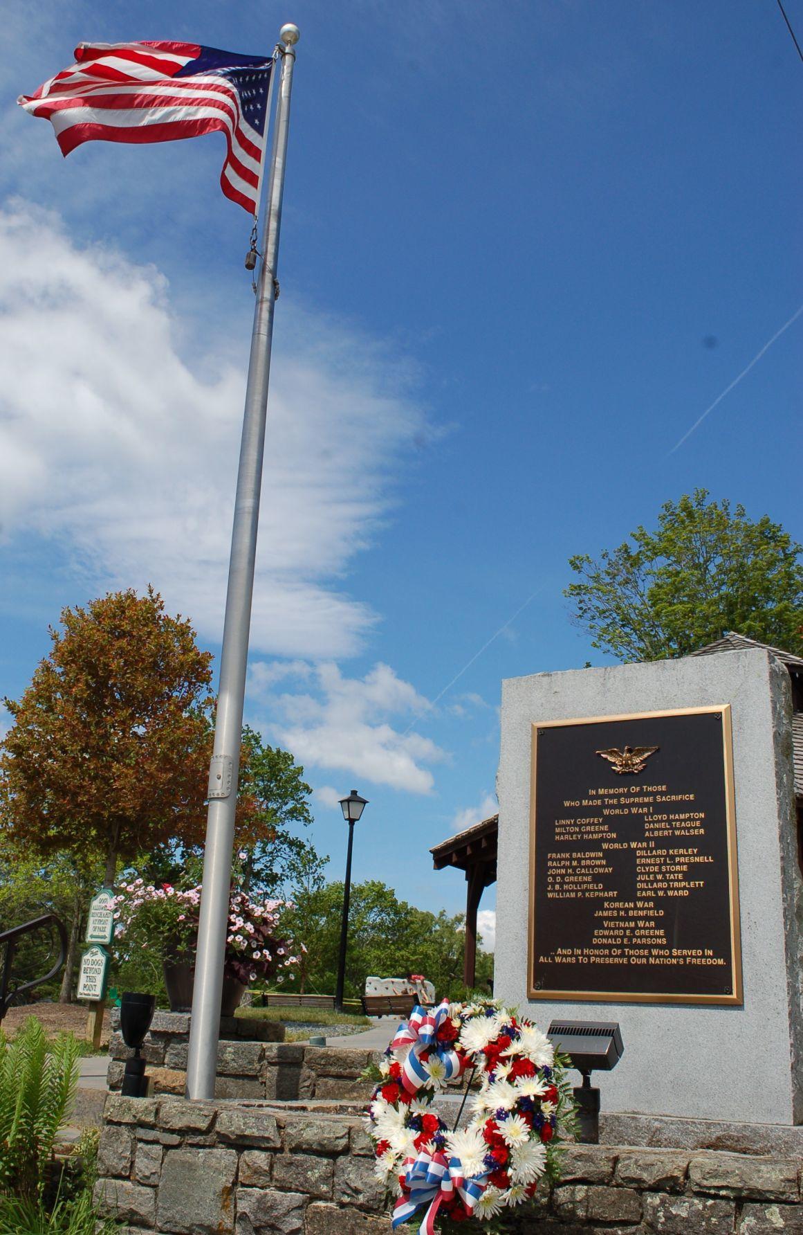 Blowing Rock Memorial