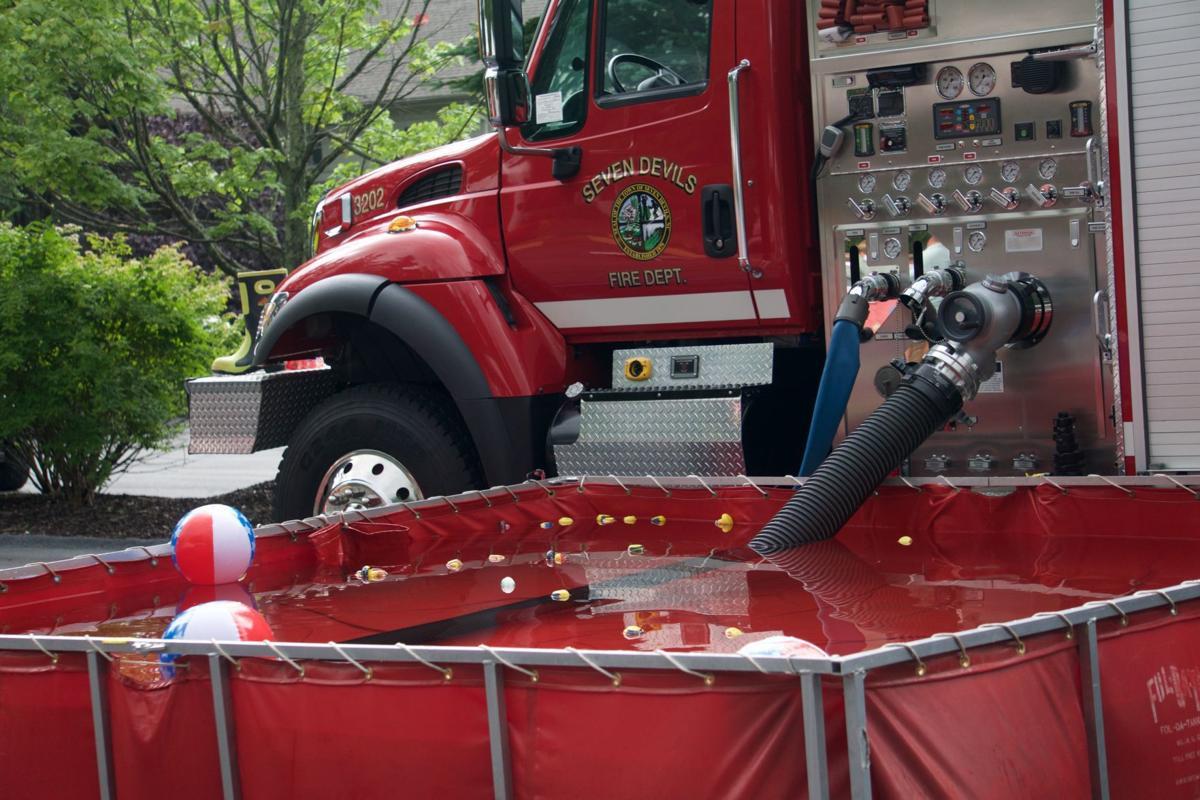 fire truck safety fest