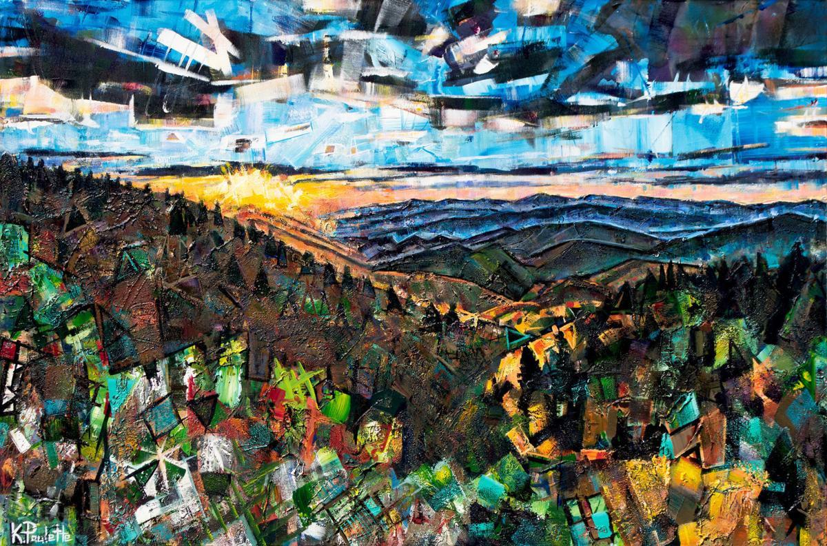 'Daybreak Dance' by Kent Paulette