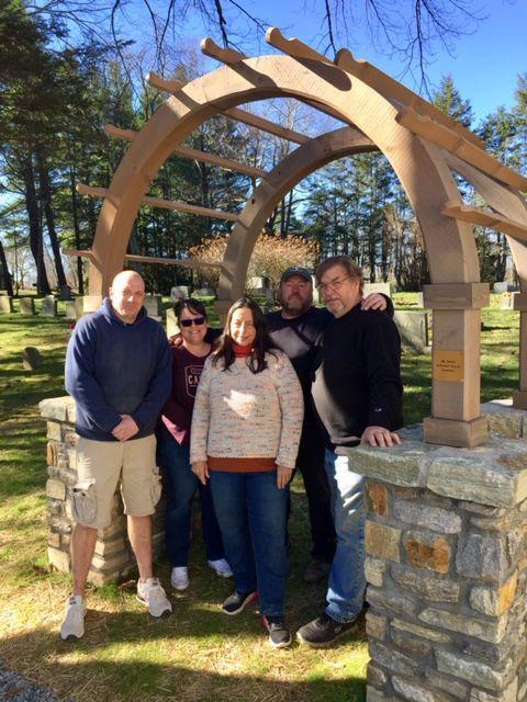 Klutz family arbor