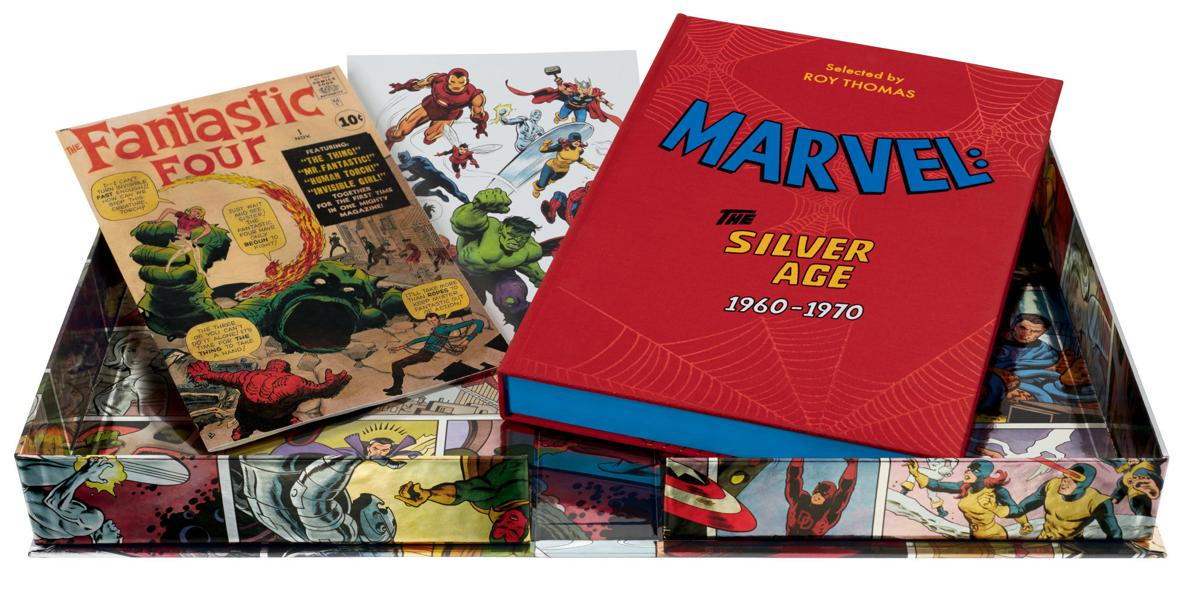 'Marvel: The Silver Age 1960-1970'