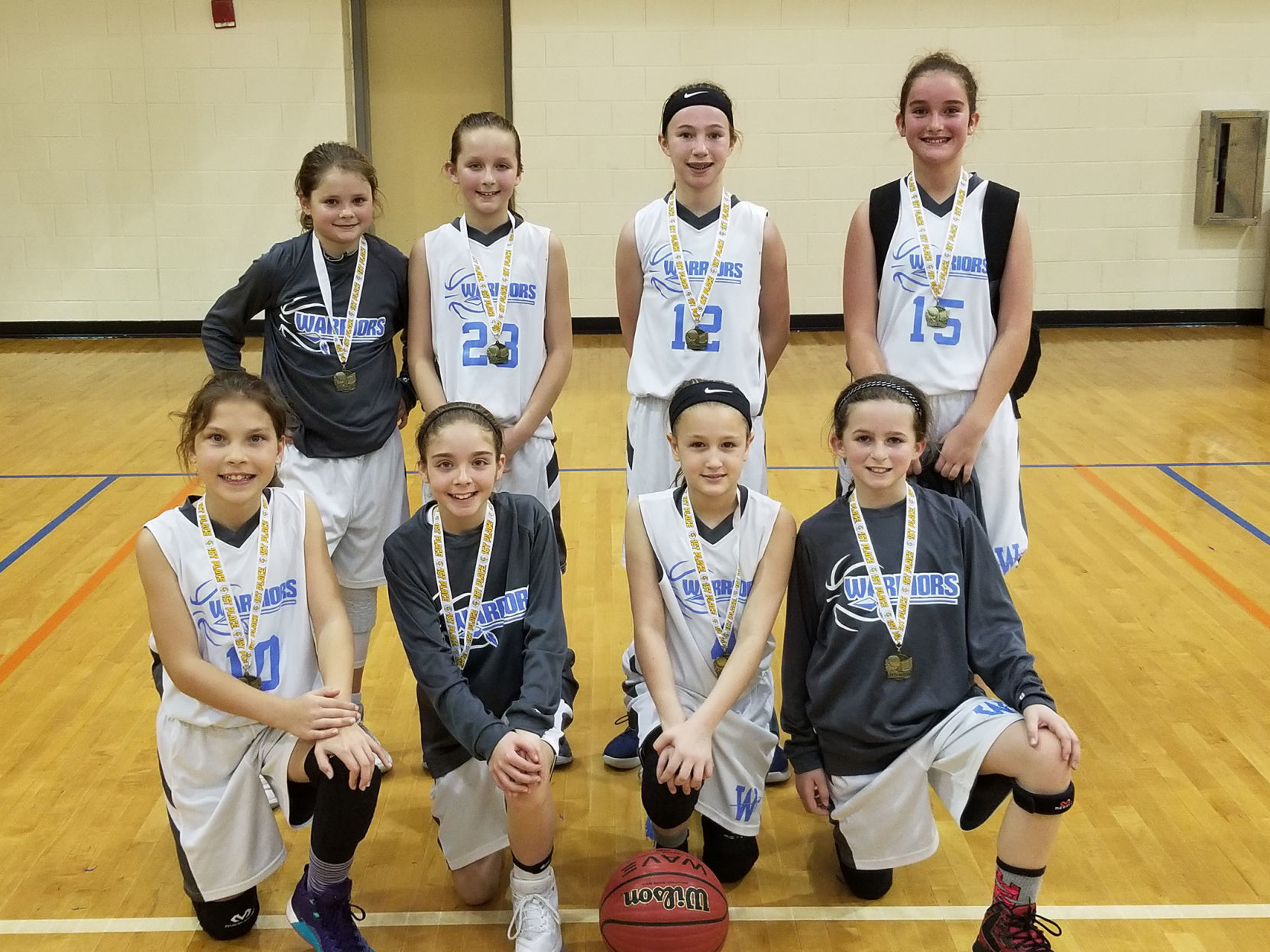 Watauga Warriors win WinstonSalem tournament Blowing Rocket