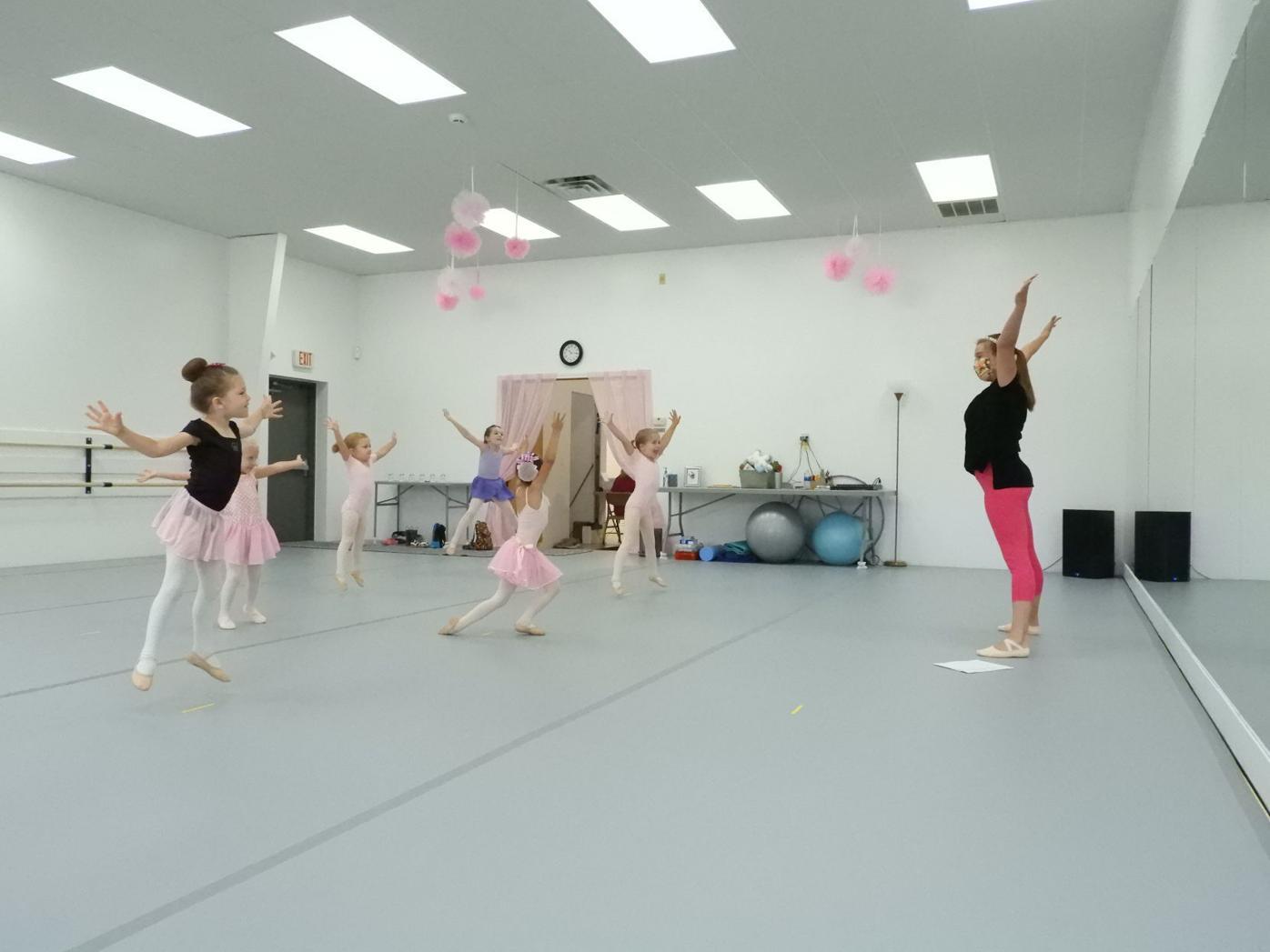 Dance studio classes