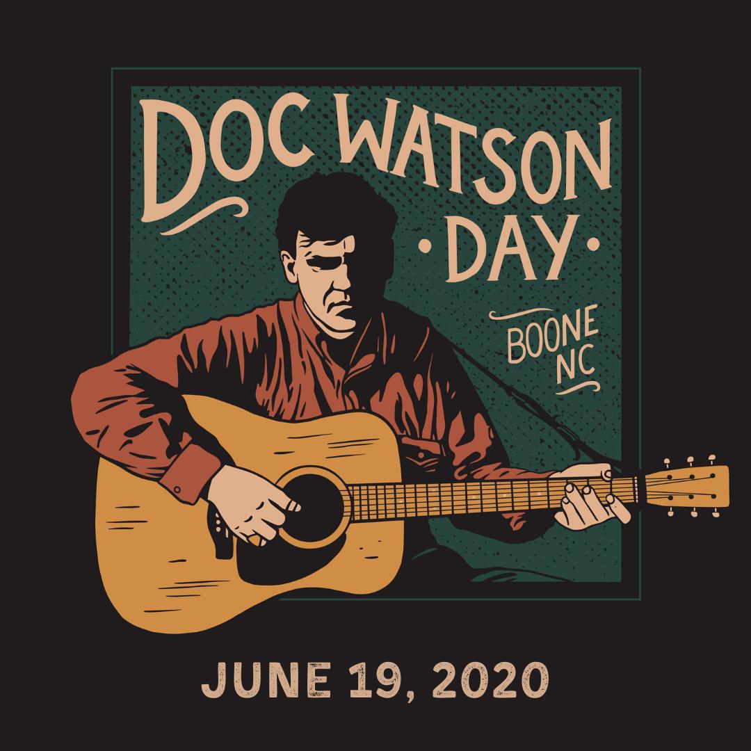 New Doc Watson logo