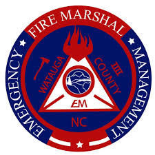 Watauga County Fire Marshal/Emergency Management logo