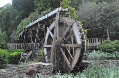 nc 105 water wheel to be repaired community