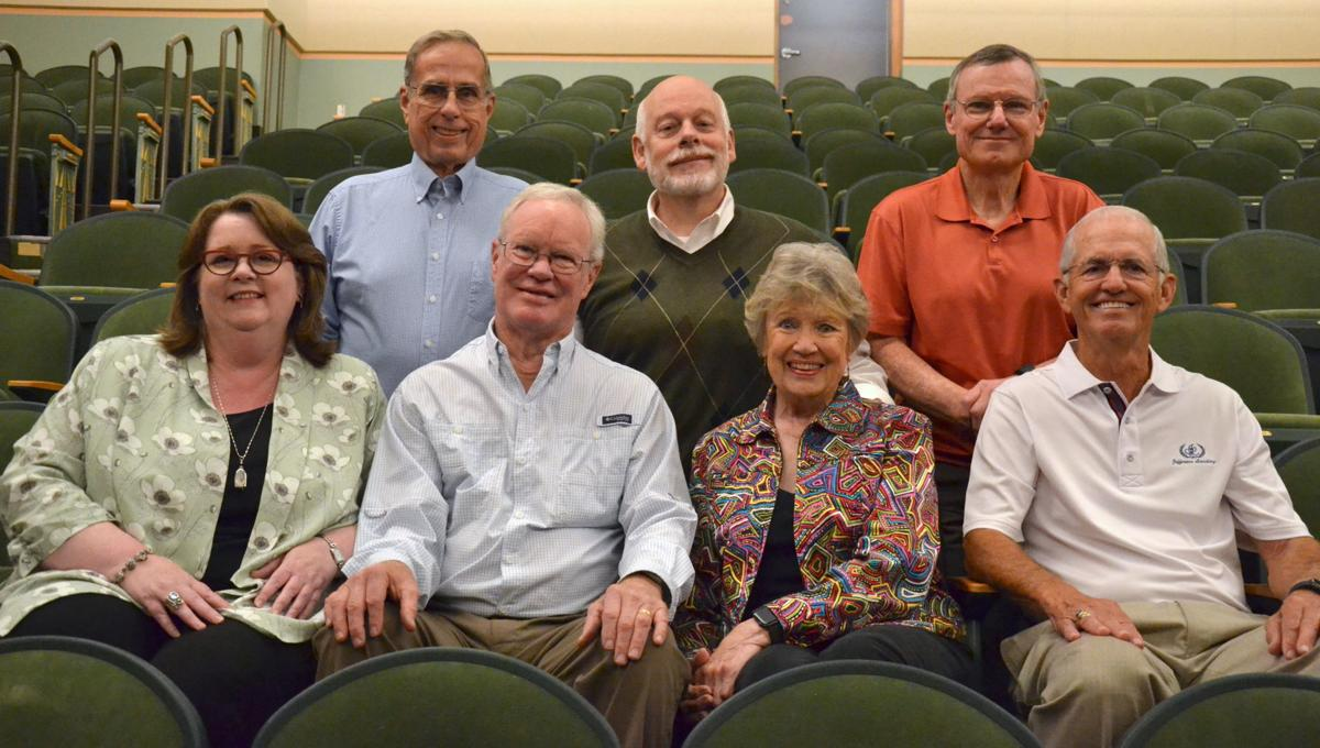 Executive Committee of the Appalachian Theatre