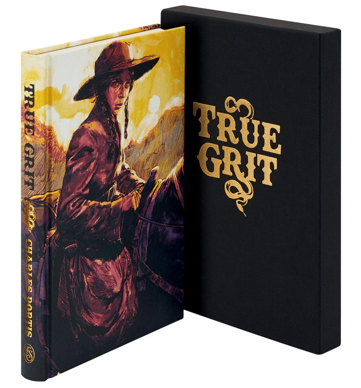 'True Grit' by Charles Portis