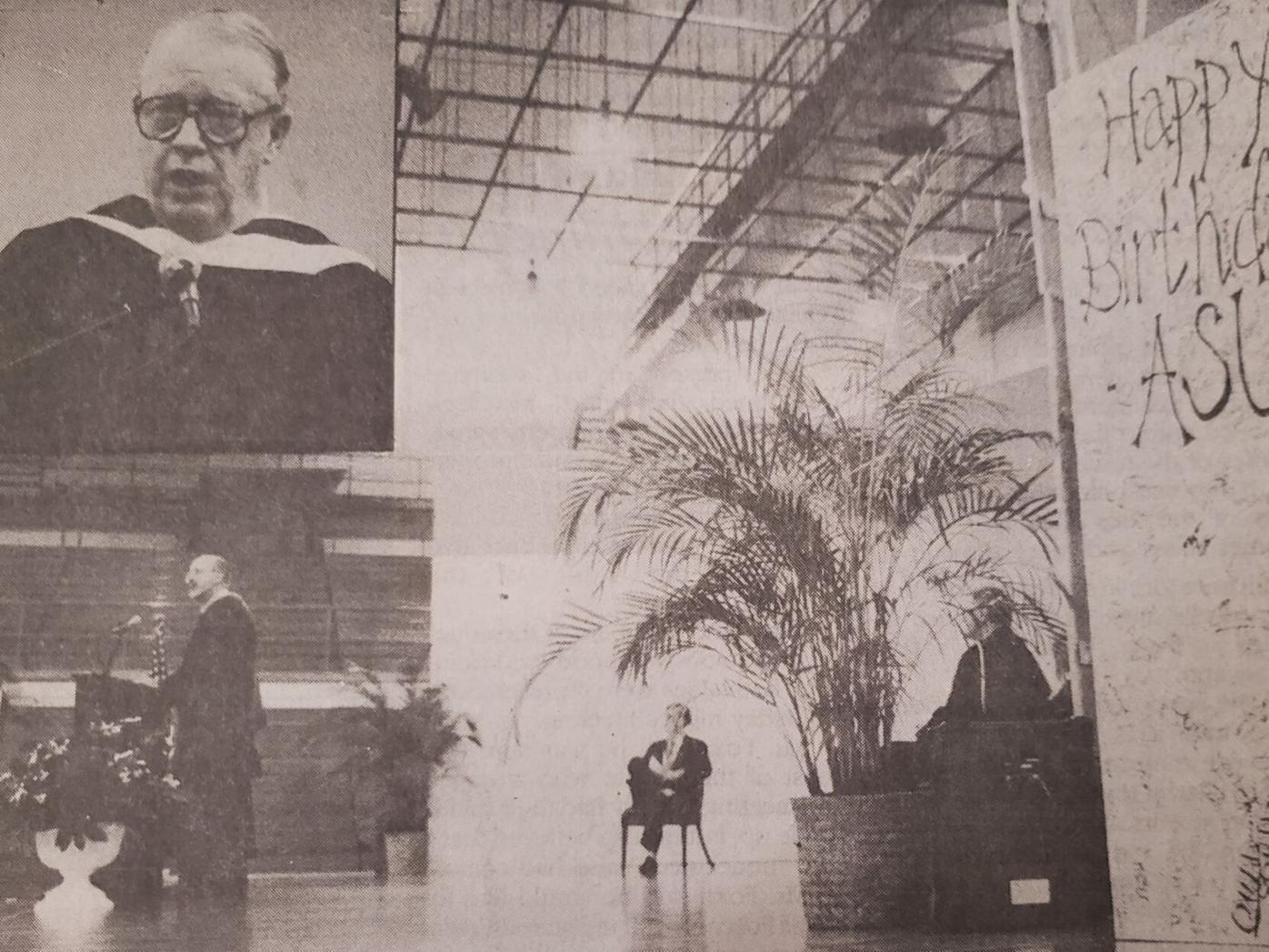 1991 convocation