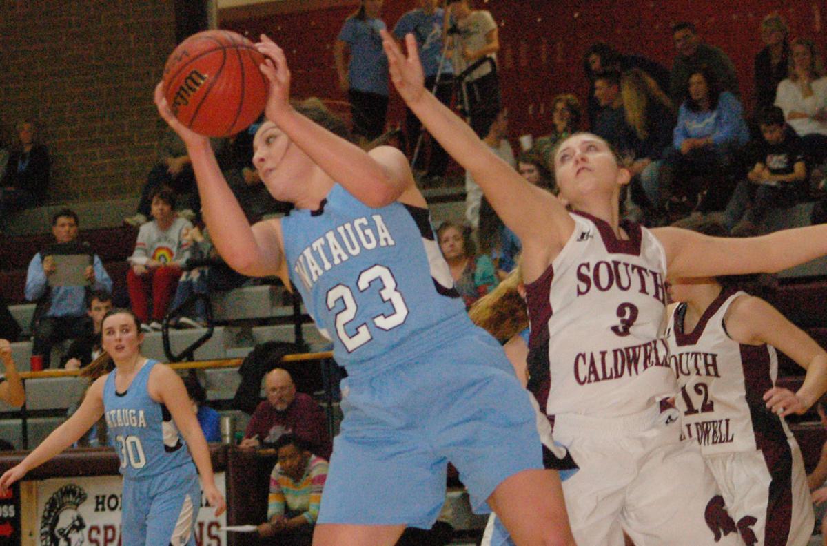 Watauga girls defeat South Caldwell
