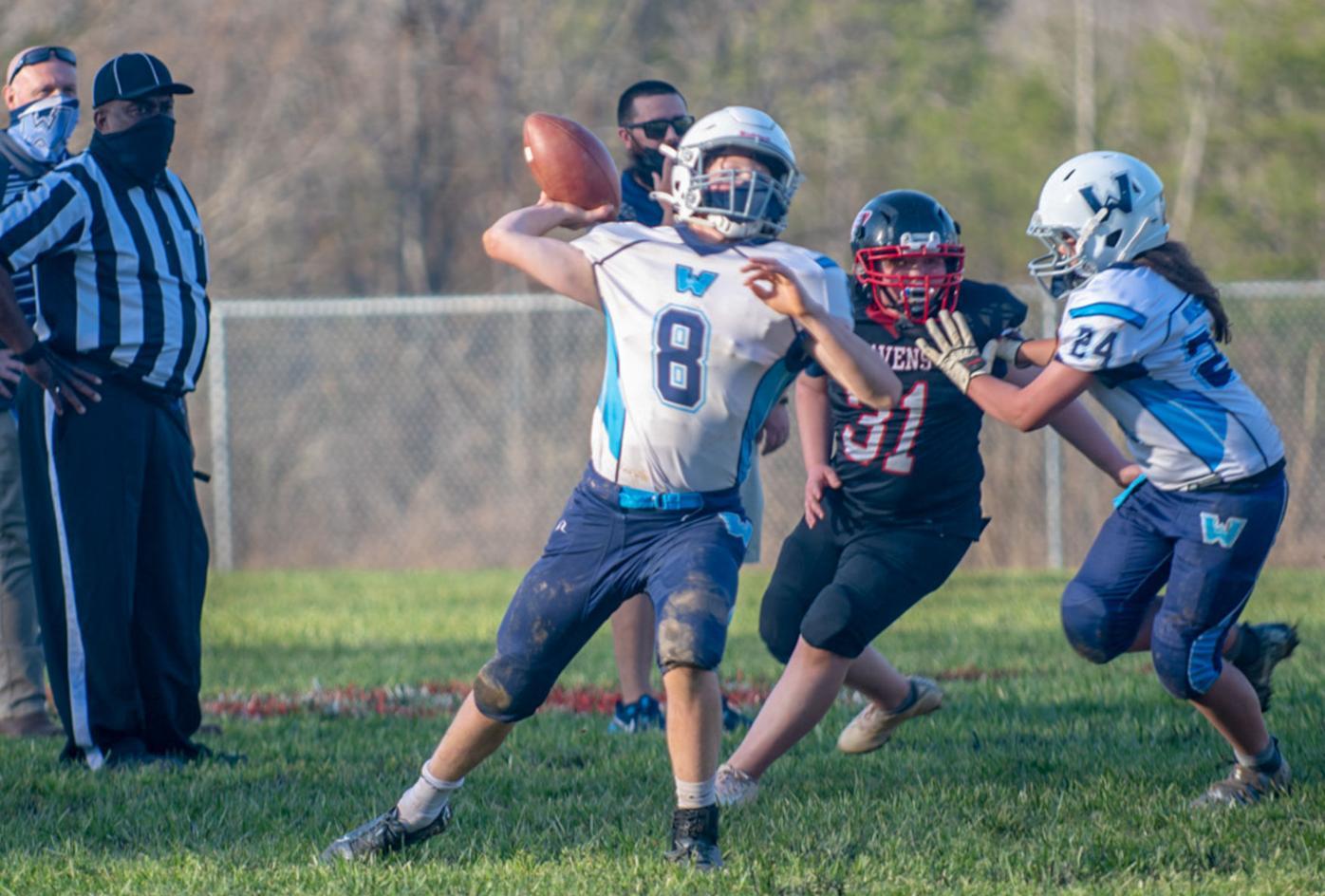 Luke Edmisten - Watauga Middle School Football