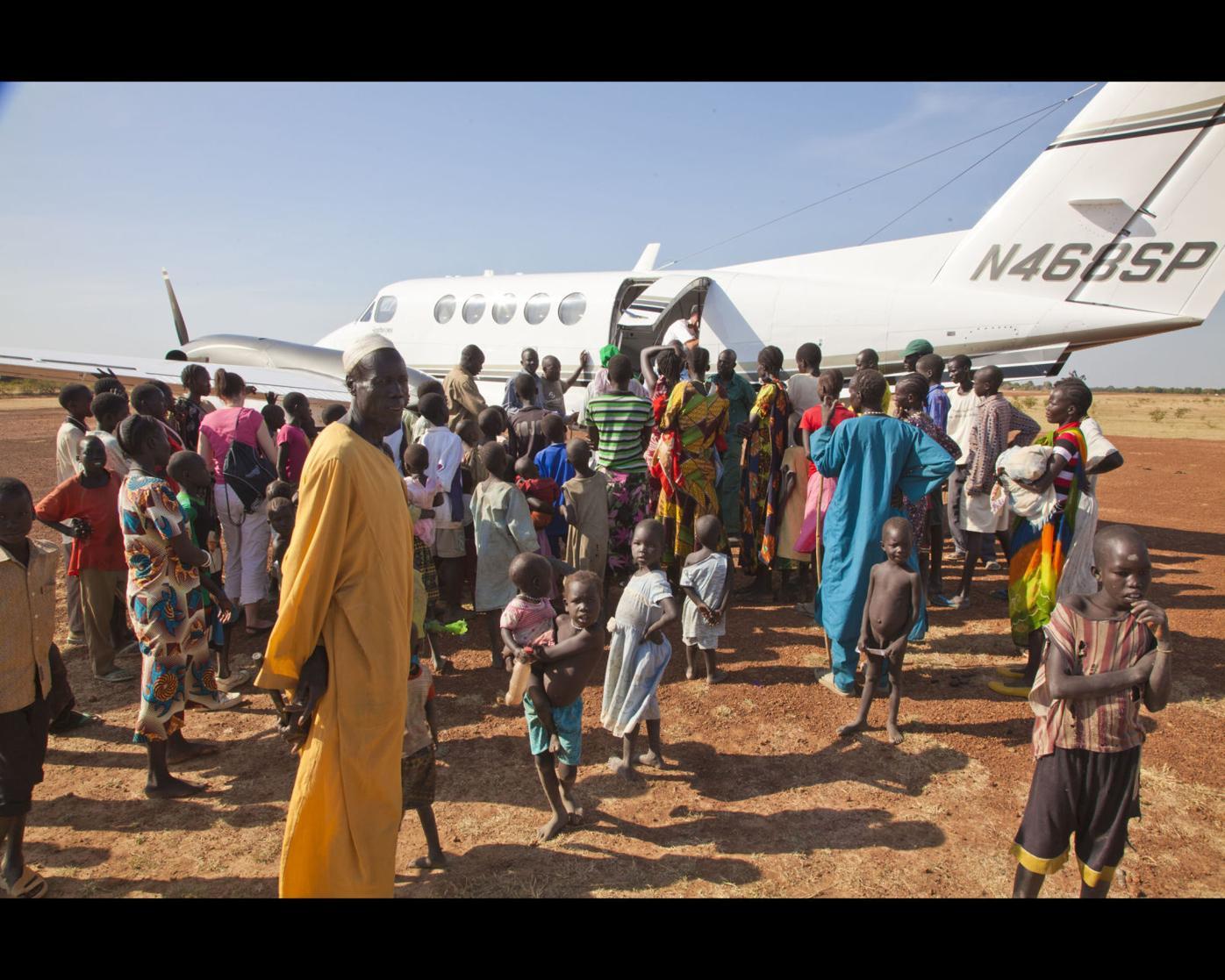 Samaritan's Purse cleft lip surgeries in South Sudan