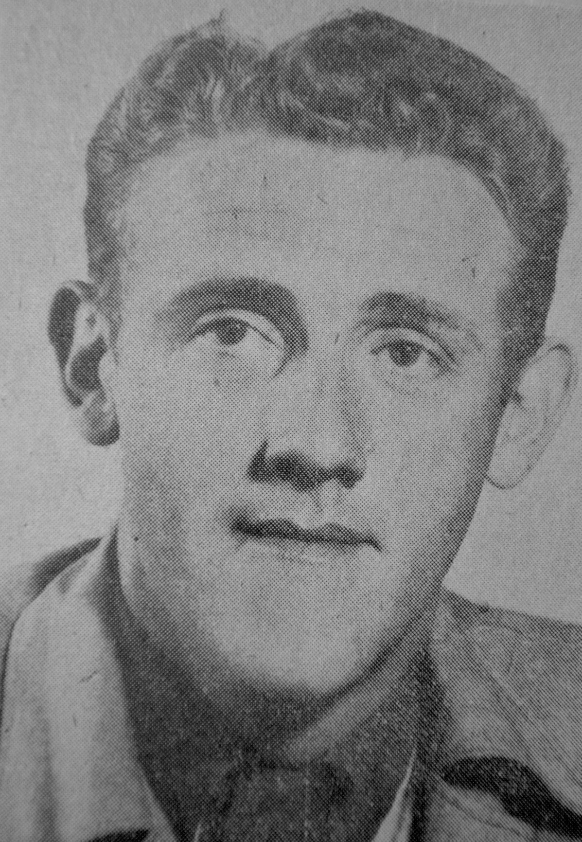 Ned Austin, 1952