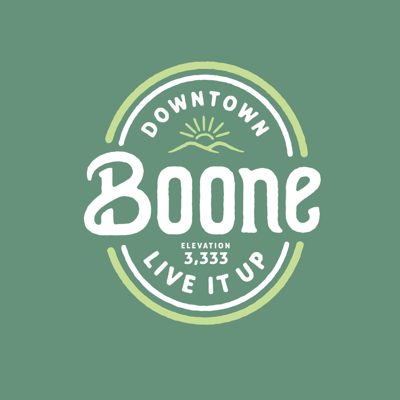 Downtown Boone logo